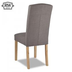 Warehouse clearance rose grey chair