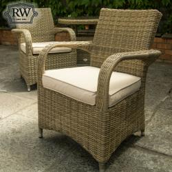 Chester rattan chair