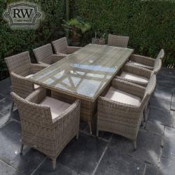 Dumont 8 seater set
