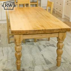 Warehouse clearance kingston farmhouse 7ft table