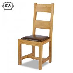 Warehouse clearance kingston oak dining chair