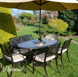 Ballyconnell oval garden set